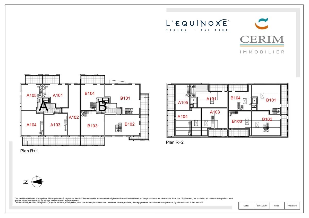 L'EQUINOXE - 83000 Toulon